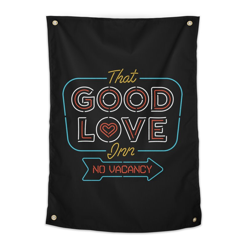 Good Love Home Tapestry by csw