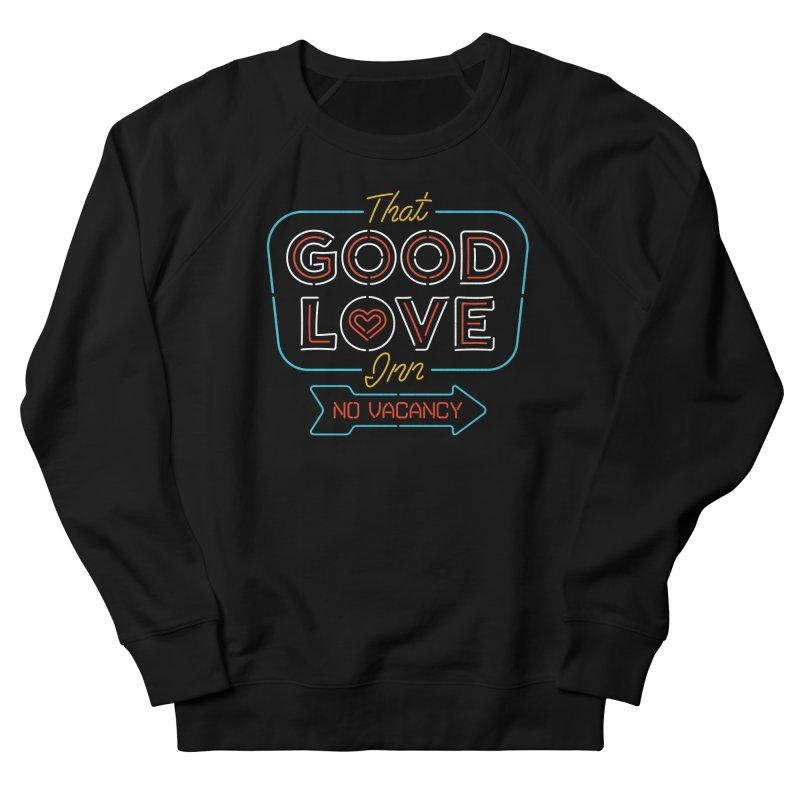 Good Love Men's Sweatshirt by csw