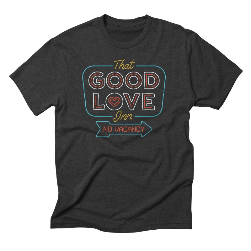 Good Love Men's Triblend T-Shirt by csw