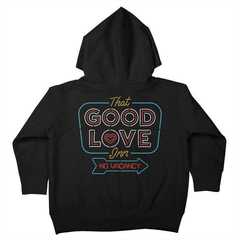 Good Love Kids Toddler Zip-Up Hoody by csw