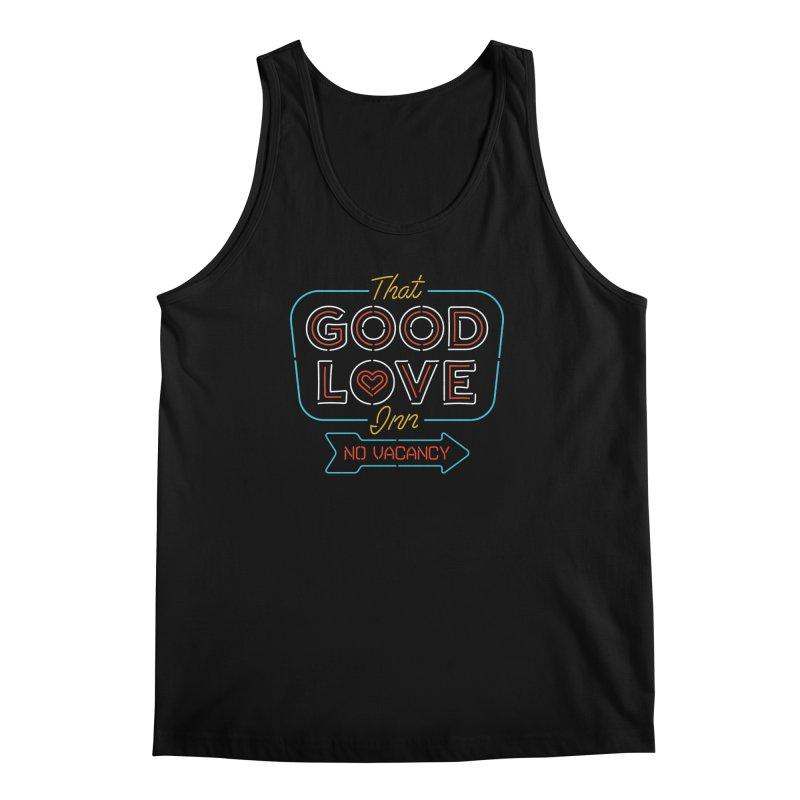 Good Love Men's Tank by csw
