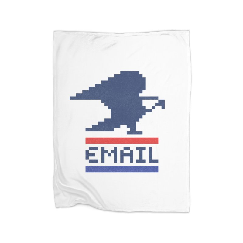 Email Home Blanket by csw