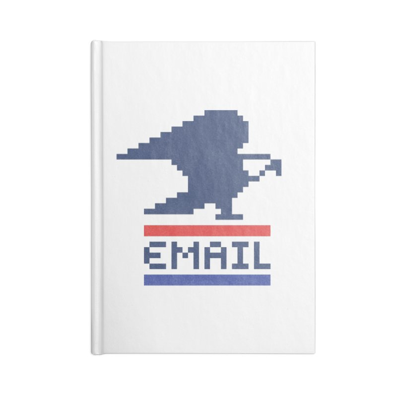 Email Accessories Notebook by csw