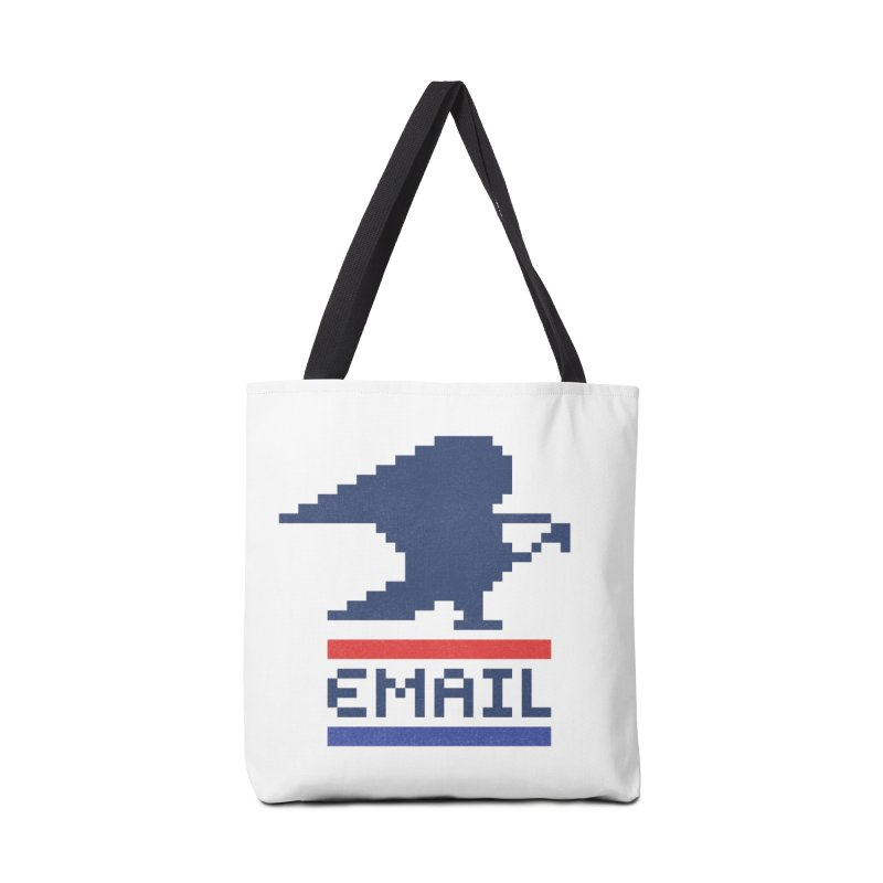 Email Accessories Bag by csw