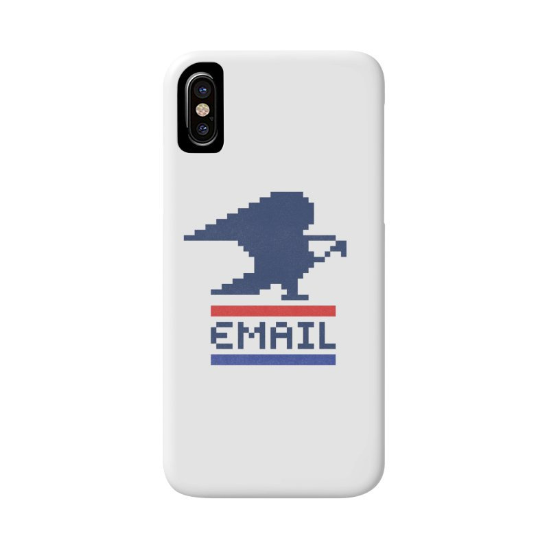 Email Accessories Phone Case by csw