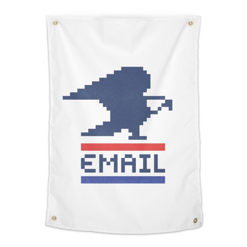 Email Home Tapestry by csw