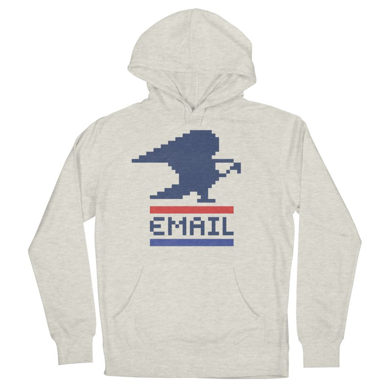 Email Men's Pullover Hoody by csw