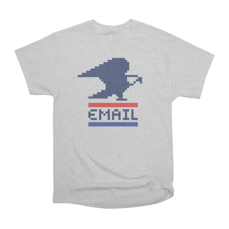 Email Men's Classic T-Shirt by csw