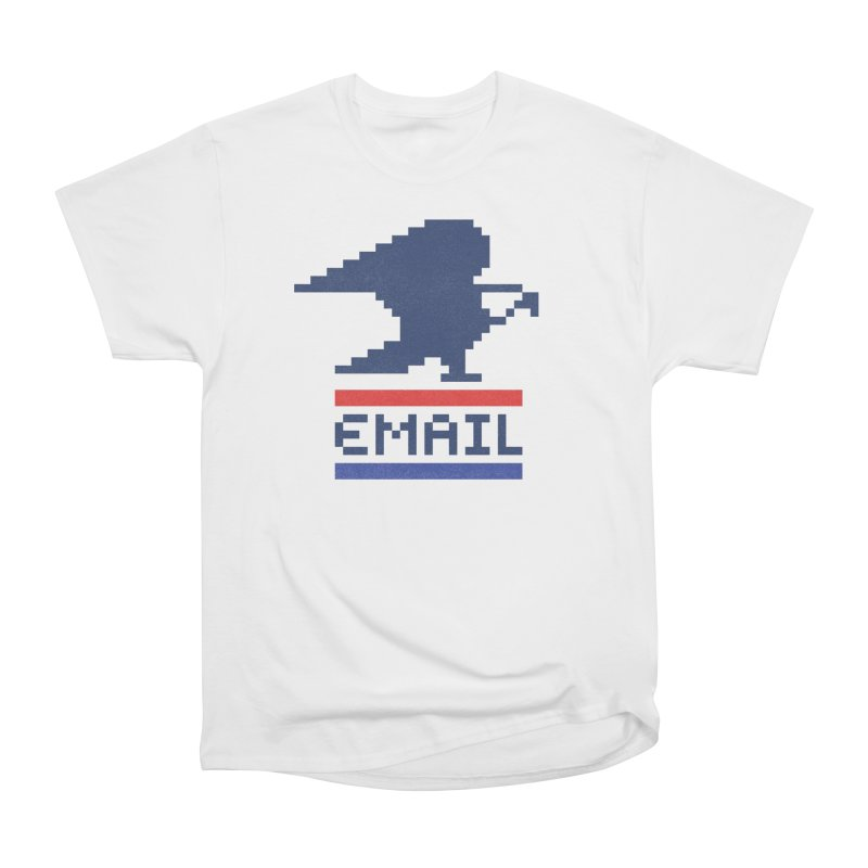 Email Women's Classic Unisex T-Shirt by csw
