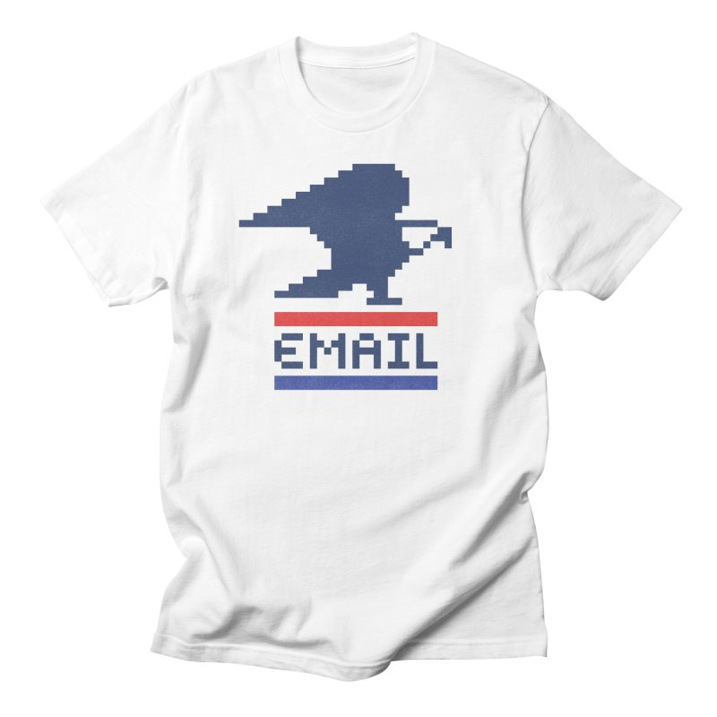 Email Women's Unisex T-Shirt by csw
