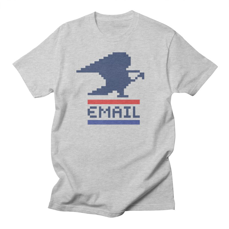Email Men's T-Shirt by csw