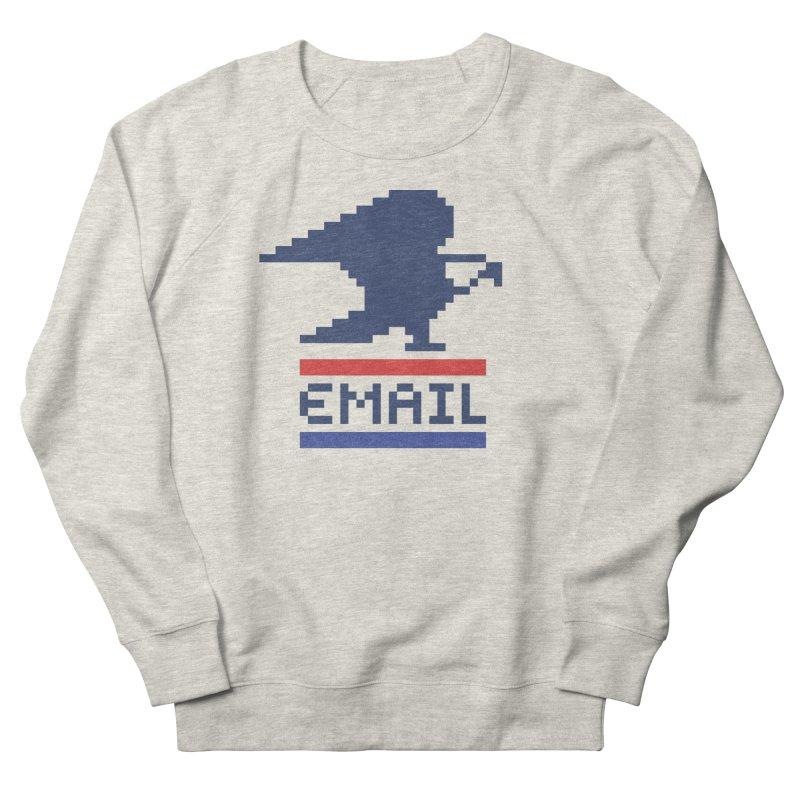 Email Men's Sweatshirt by csw