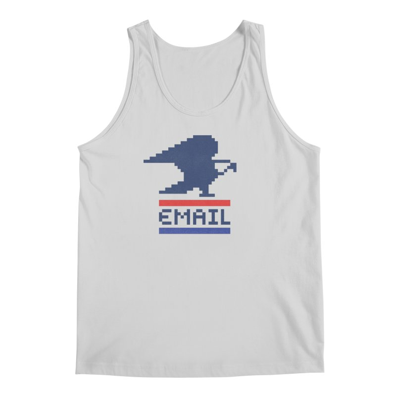 Email Men's Tank by csw