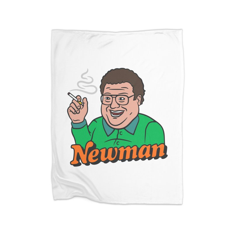 Newman Pleasure Home Blanket by csw
