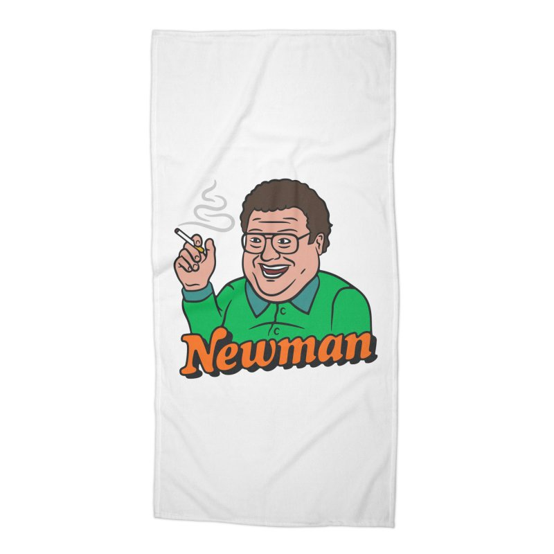 Newman Pleasure Accessories Beach Towel by csw