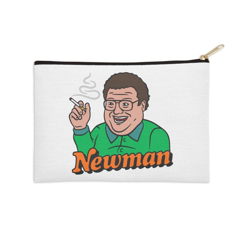 Newman Pleasure Accessories Zip Pouch by csw