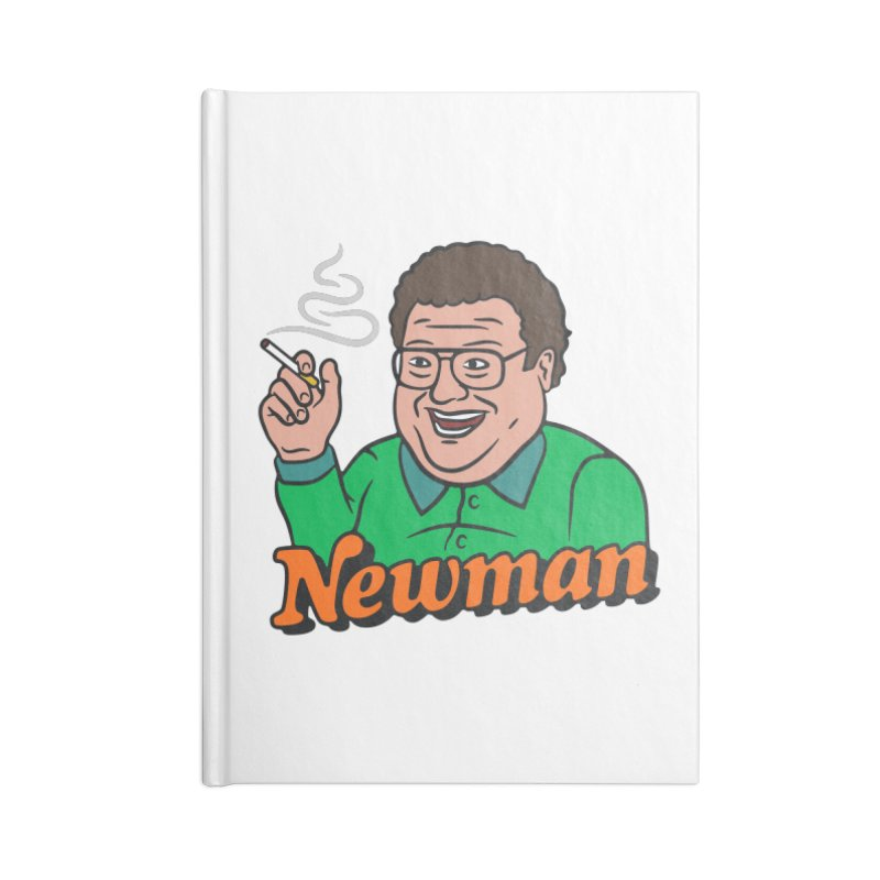 Newman Pleasure Accessories Notebook by csw