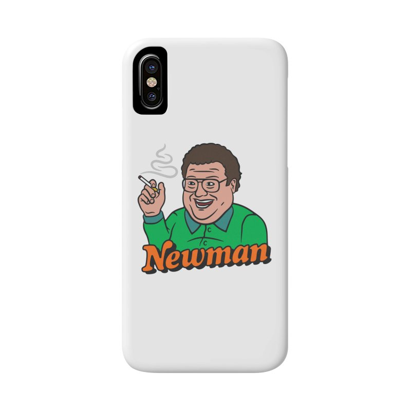 Newman Pleasure Accessories Phone Case by csw