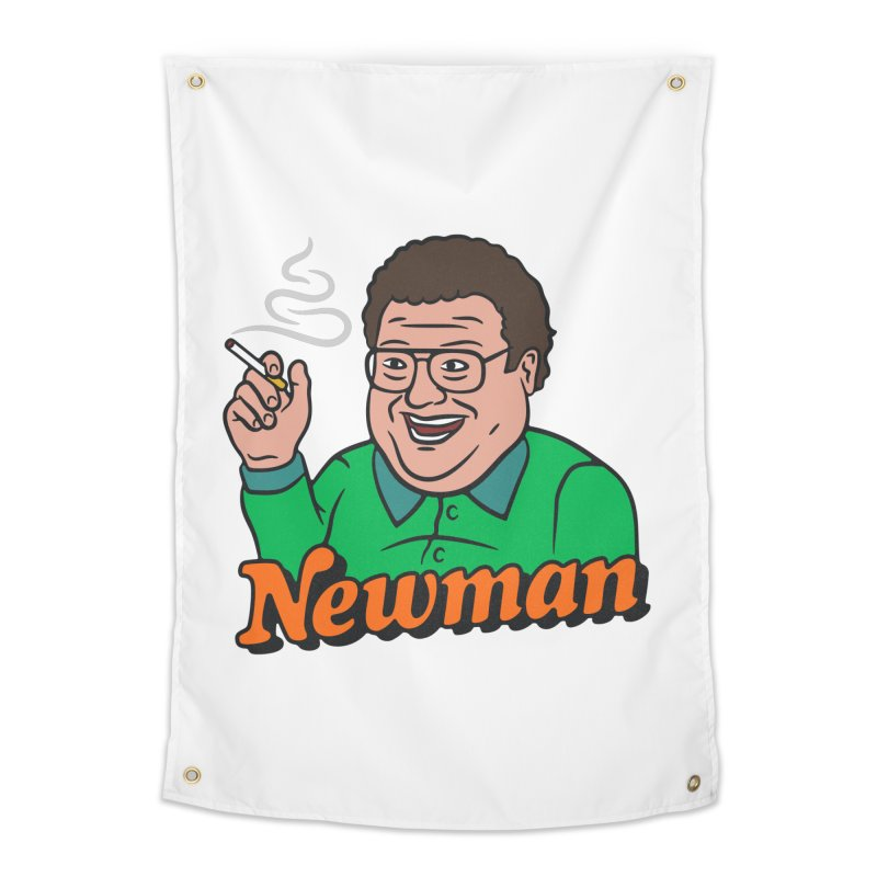Newman Pleasure Home Tapestry by csw