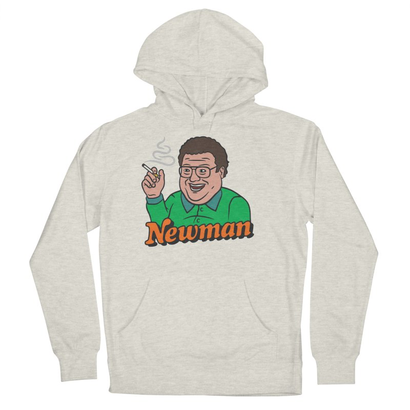Newman Pleasure Men's Pullover Hoody by csw