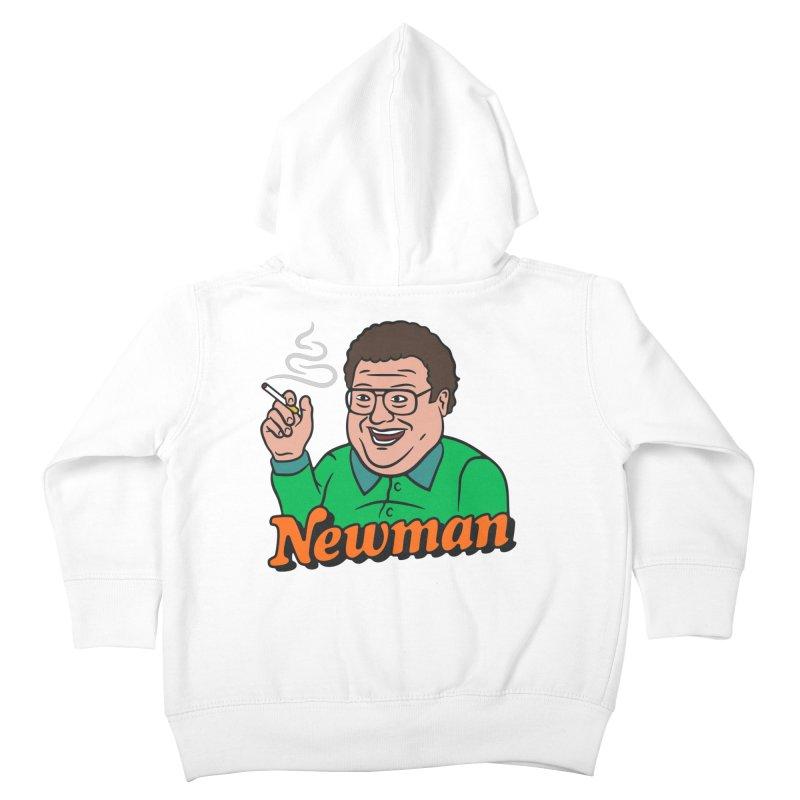 Newman Pleasure Kids Toddler Zip-Up Hoody by csw