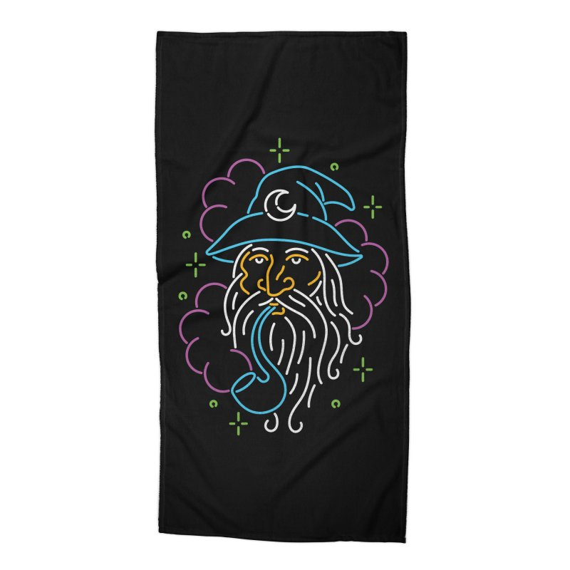 Gee Wiz Accessories Beach Towel by csw