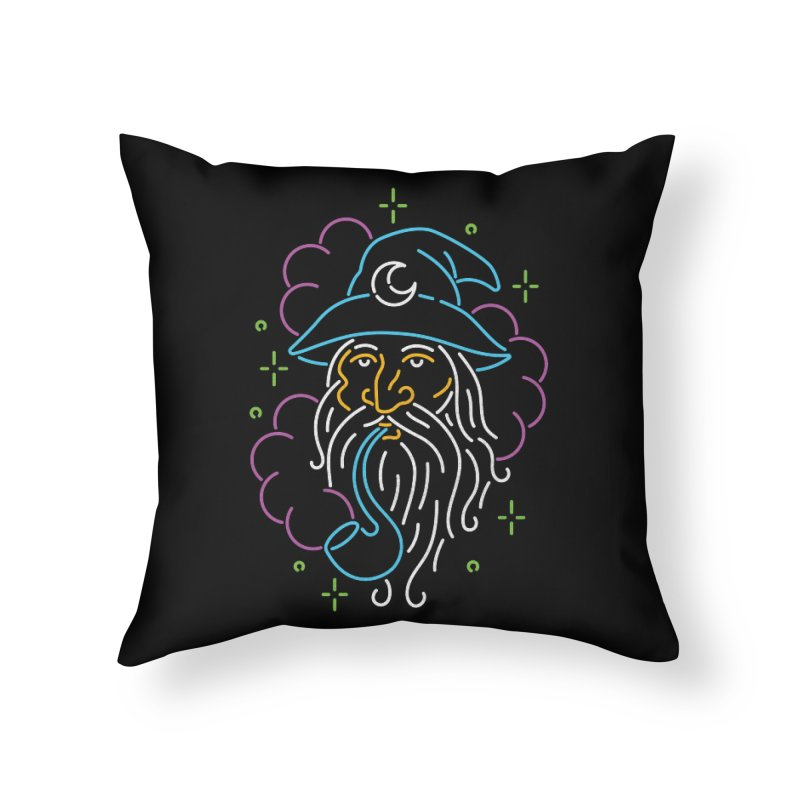 Gee Wiz Home Throw Pillow by csw