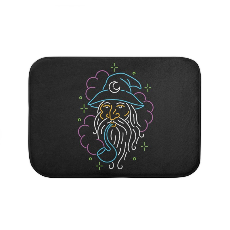 Gee Wiz Home Bath Mat by csw
