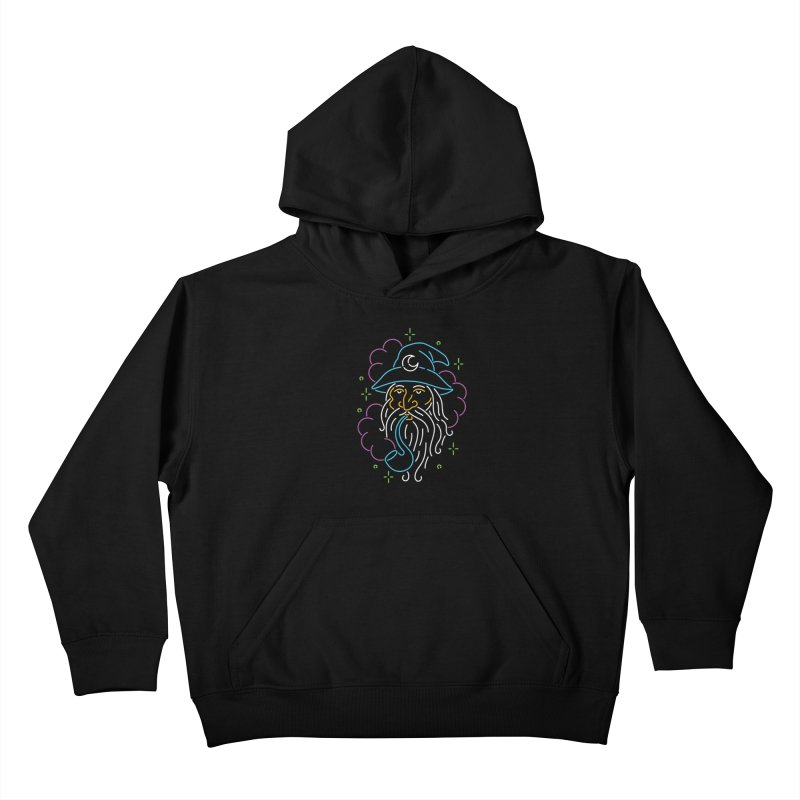Gee Wiz Kids Pullover Hoody by csw