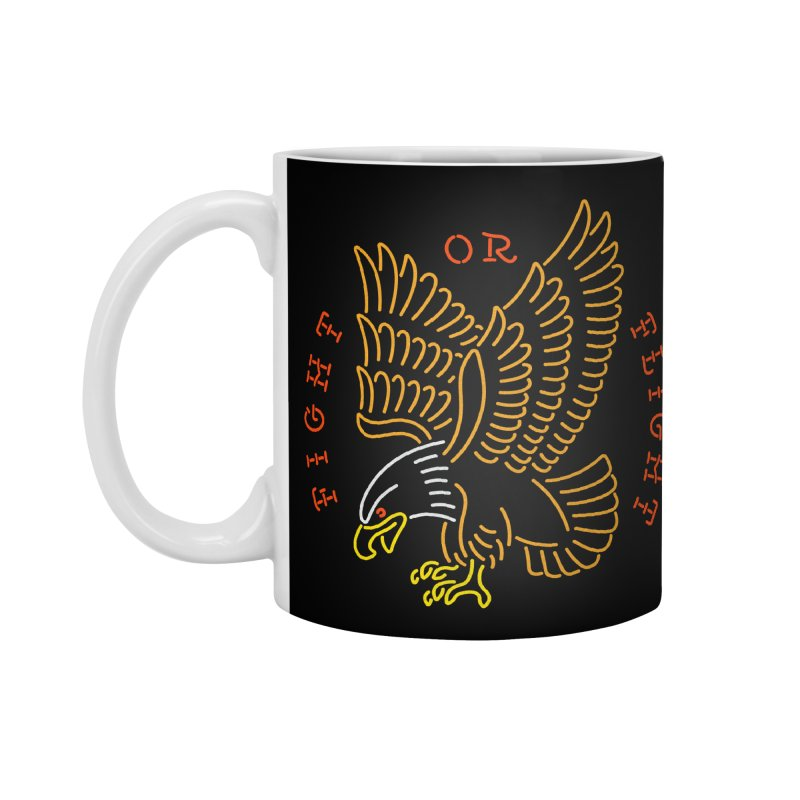 Fight or Flight Accessories Mug by csw