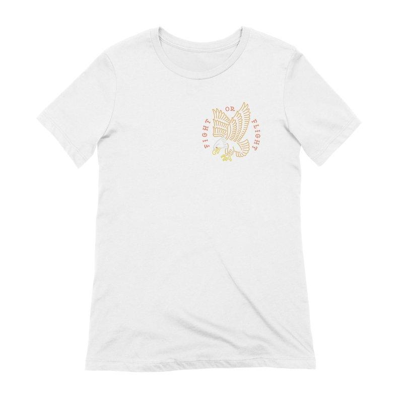 Fight or Flight Women's T-Shirt by Cody Weiler