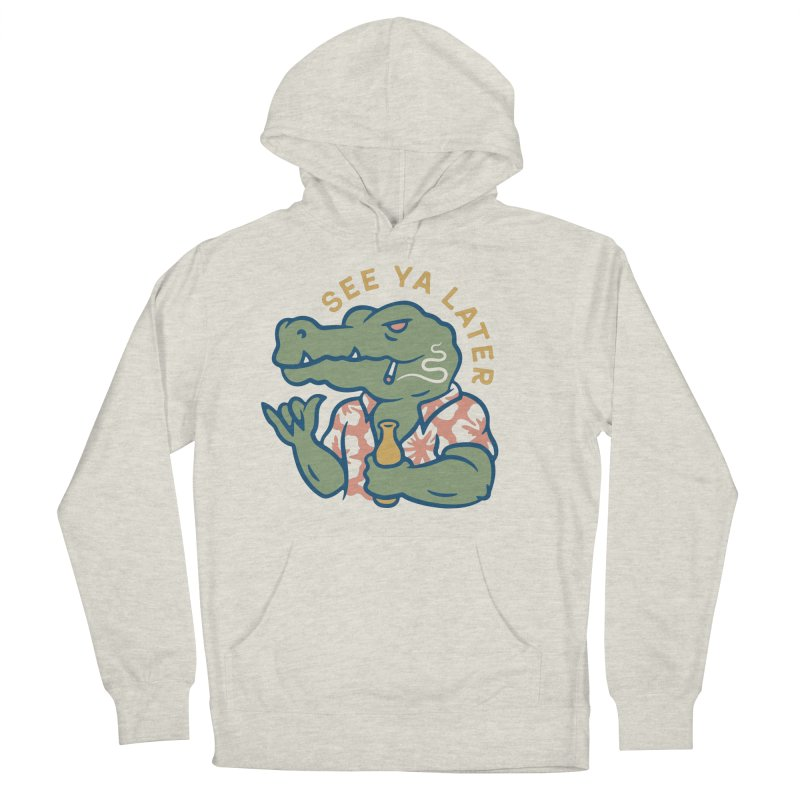 See Ya Later Men's Pullover Hoody by Cody Weiler