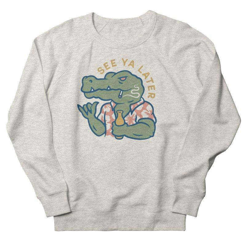 See Ya Later Men's Sweatshirt by Cody Weiler