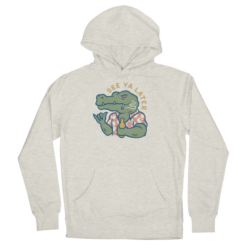 See Ya Later Women's Pullover Hoody by Cody Weiler