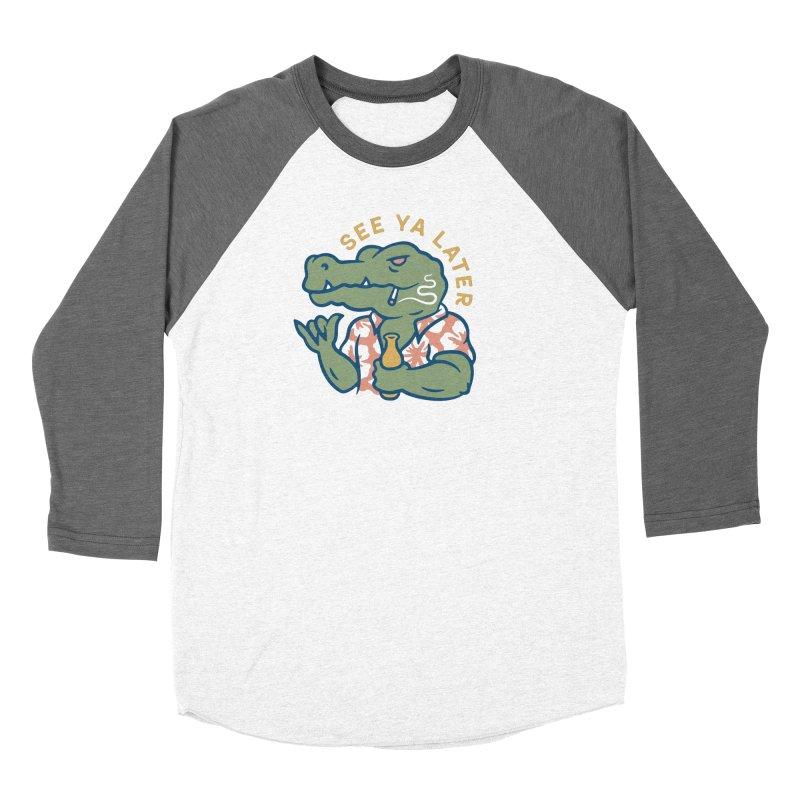 See Ya Later Women's Longsleeve T-Shirt by Cody Weiler