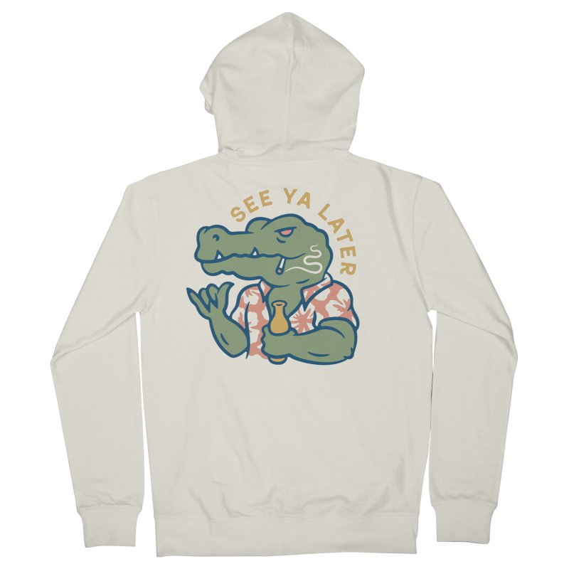 See Ya Later Women's Zip-Up Hoody by csw