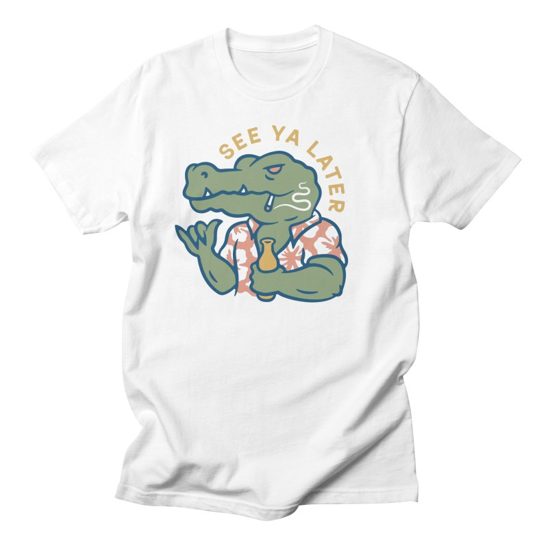 See Ya Later Men's T-Shirt by Cody Weiler
