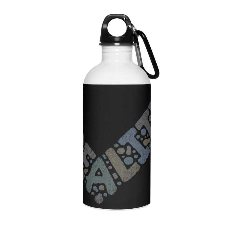 Reality Check Accessories Water Bottle by csw