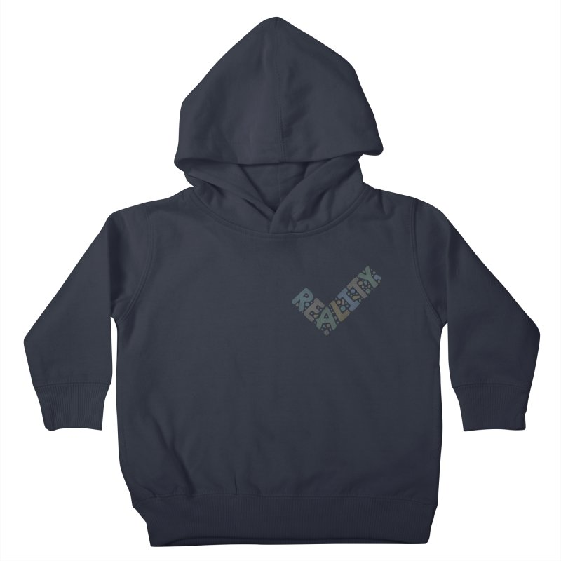 Reality Check Kids Toddler Pullover Hoody by csw