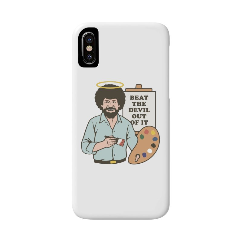 Beat the Devil Out of It Accessories Phone Case by csw