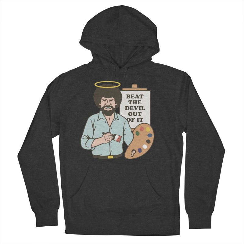 Beat the Devil Out of It Men's Pullover Hoody by csw