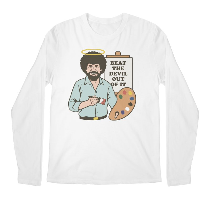 Beat the Devil Out of It Men's Longsleeve T-Shirt by csw