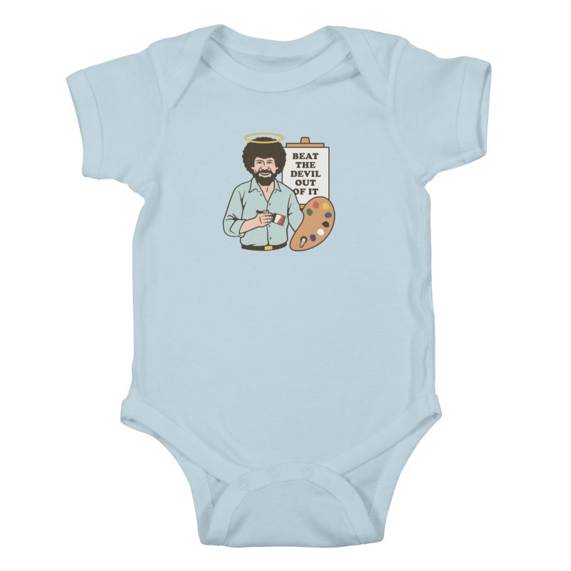 Beat the Devil Out of It Kids Baby Bodysuit by csw