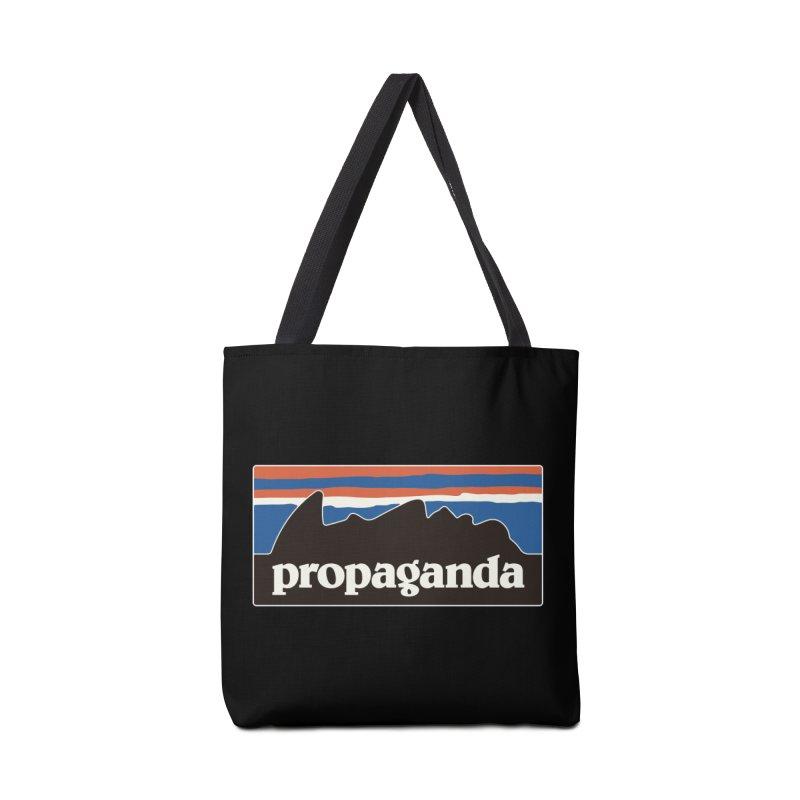 Propaganda Accessories Bag by csw