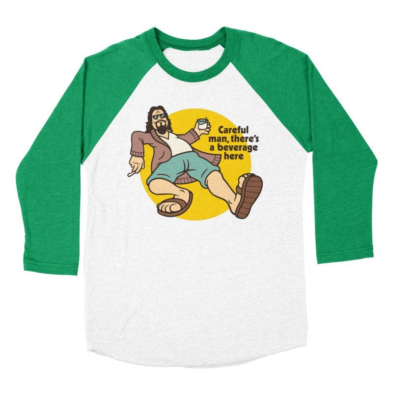 Careful, man. Men's Longsleeve T-Shirt by Cody Weiler