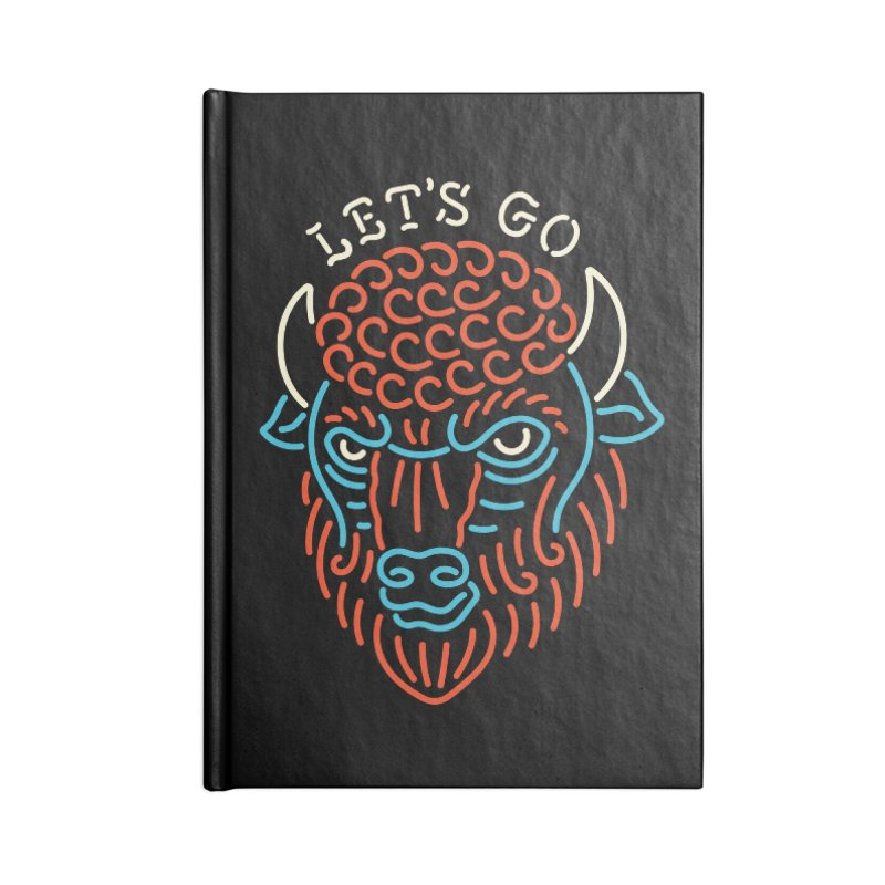 Let's Go Accessories Notebook by csw
