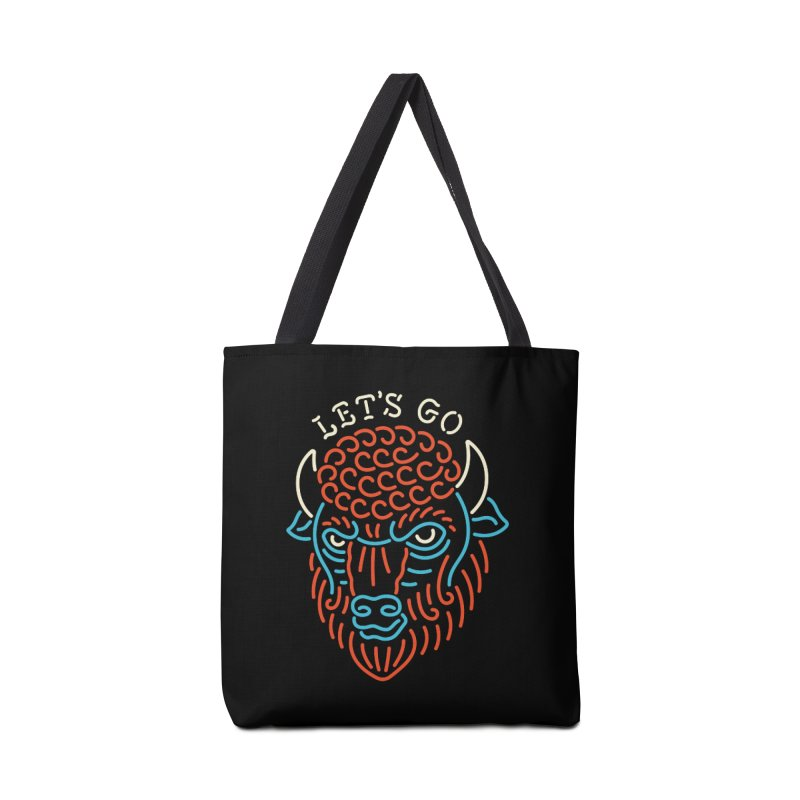 Let's Go Accessories Bag by csw