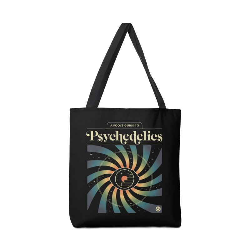 A Fool's Guide to Psychedelics Accessories Bag by csw