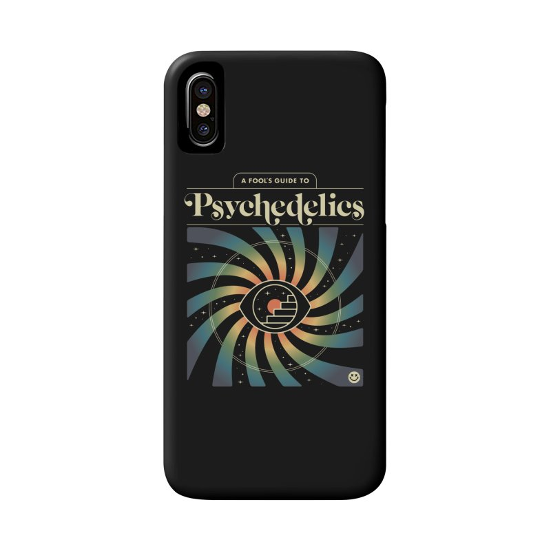 A Fool's Guide to Psychedelics Accessories Phone Case by csw