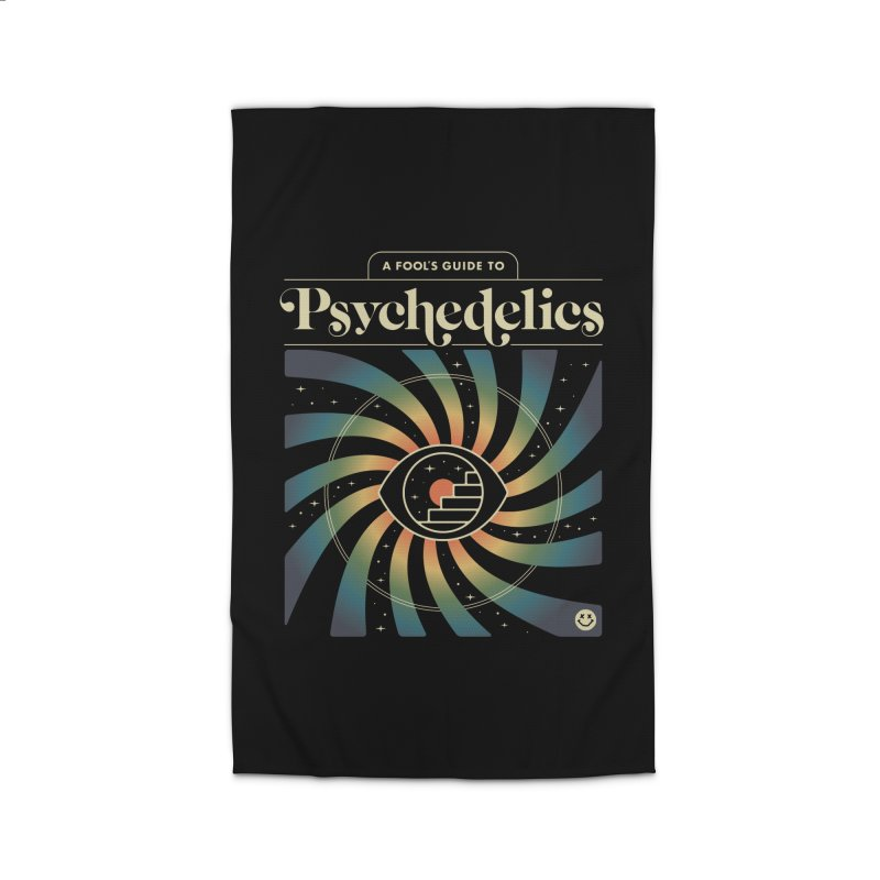 A Fool's Guide to Psychedelics Home Rug by csw